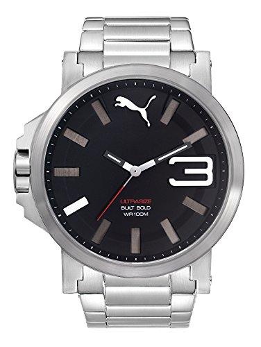 PUMA Herren-Armbanduhr PU103911014 (Uhr Puma)