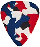 Fender 351 Classic Celluloid Picks 12-Pack (Confetti) Medium- Lot de 12 médiators