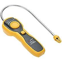 peakmeter MS6310alta precisión Detector de fugas de gas combustible con sonido y luz alarma analizador de gas Medidor analizador de gases