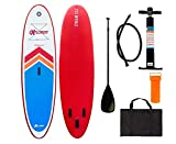 EXPLORER SUP 310x86x12cm STREAM 10.2 inflatable Stand Up Paddleset +Paddel+Pumpe+Tragetasche iSUP aufblasbar Board Paddle Surfboard surfen