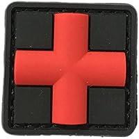 HCS Ausrüstungs GmbH HCS Medic Patch Cruz Roja 25X 25Mm