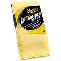 Meguiar's Car Care Products X2020 Pack de 3 Toallas de Microfibra Premium