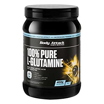 Body Attack 100 Pure L Glutamin