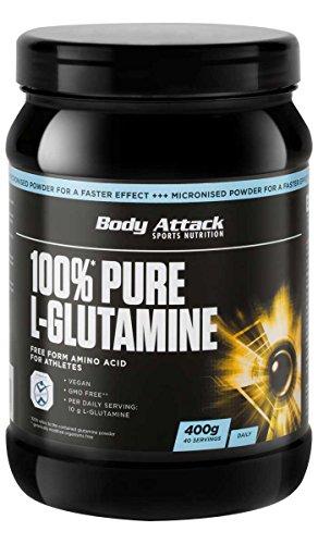 Body Attack 100 Pure L Glutamin