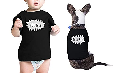 365Druck Pet Baby Passende Outfit niedliche Graphic Funny Baby Dusche Geschenk Ideen