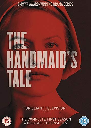 Handmaids Tale The Season 1 [Edizione: Regno Unito] [Italia] [DVD]