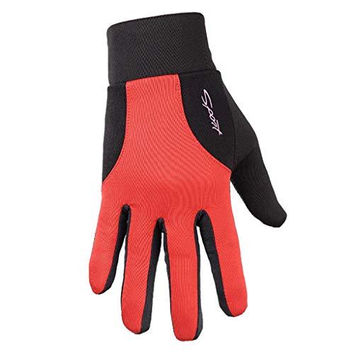 QIMANZI Touchscreen-Handschuhe Touch Gloves Smartphone Handschuhe für Radfahren Motorradfahren Wandern und andere (Jedi Deluxe Bademantel Kostüm)