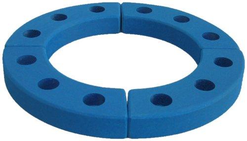 Niermann Standby 9093 - Festring blau, passend für alle Niermann Happy-Figuren