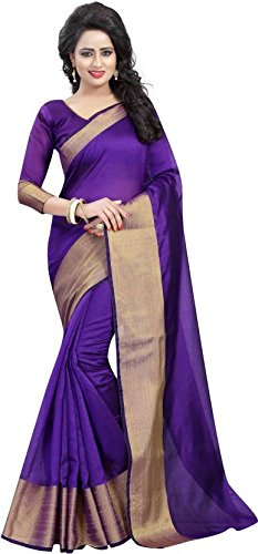 new sarees collection 2017 party wear (Tagline Mysore Art Silk Saree)  available at amazon for Rs.222