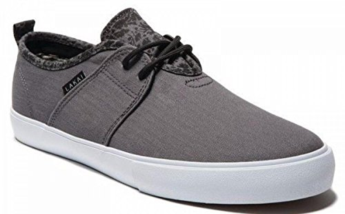 Lakai Skateboard Schuhe Albany Echelon Castlerock Textile, Schuhgrösse:41, Farbe:Castlerock Textile (Skateboard Lakai Schuhe)