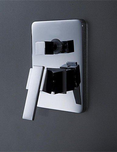 CELO UP-Brausedoppelfunktion Ventil Wassermischung , silver