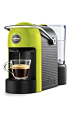 Idea Regalo - Lavazza Macchina Caffè Jolie, 1250 Watt, Lime