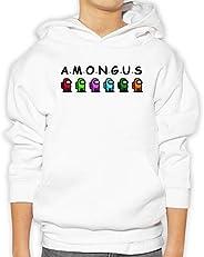 Among Us Hoodie kids street-wear Sweatshirt Sofia Among Us Print Hoodies Male Tops Sweatshirts Mens Hoodie
