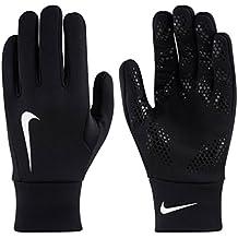 Nike NK Hyprwrm Field Plyr GLV Guantes, Unisex Adulto, Negro/Blanco, XL