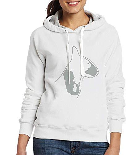 Sweatshirt Design Bull Terrier Invert