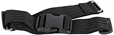 Patterson Medical Maximum Waist Wheelchair Belt Strap with Buckle - 48-inch produced by Patterson Medical - quick delivery from UK.