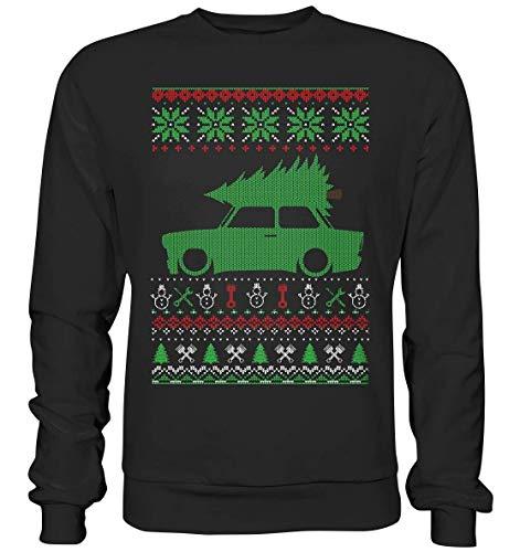 glstkrrn clothing Trabant 601 Ugly Christmas Sweater