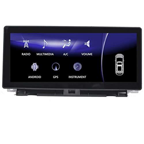 TOPNAVI 10,25 Pouces Auto Radio Indash pour Lexus NX300h 2014 2015 2016 2017 Android 7.1 Navigation AutoGPS Stéréo WiFi 3G RDS Miroir Lien FM AM Bluetooth Audio Vidéo