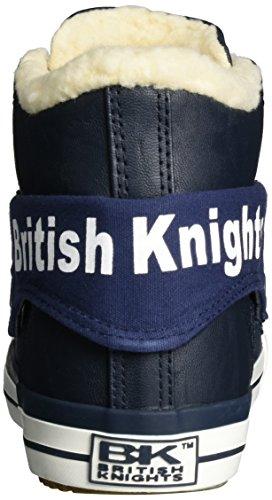 British Knights Herren Roco High-Top Blau (Navy)