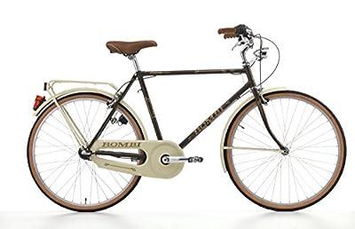 Fahrrad Cicli Cinzia Bombi Retrò Herren, Stahlrahmen, Nabenschaltung Nexus 3-Gang, Größe 51, 28 Zoll