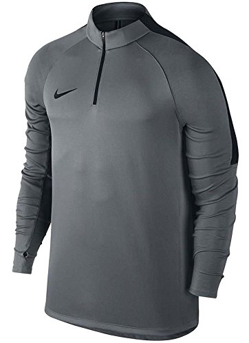 Nike Männer Squad Training Shirt Cool Grey/Black/Black