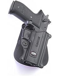 Fobus nouveau dissimulé pistolet report rétention étui Holster pour Sig Sauer Mosquito SG étui en polymère noir
