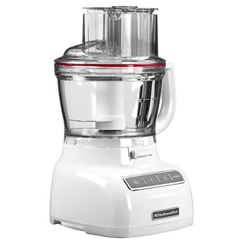 KitchenAid Robot Ménager Multifonction Blanc 3,1...
