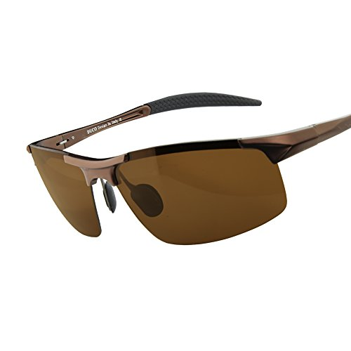 duco-mens-driving-sunglasses-polarized-glasses-sports-eyewear-fishing-golf-goggles-8177s-brown-frame