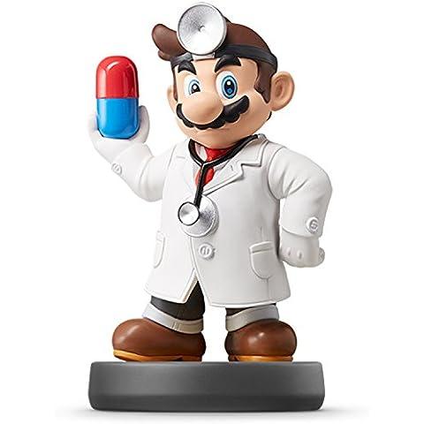 Amiibo Dr. Mario - Super Smash Bros. series Ver. [Wii U][Importación Japonesa]