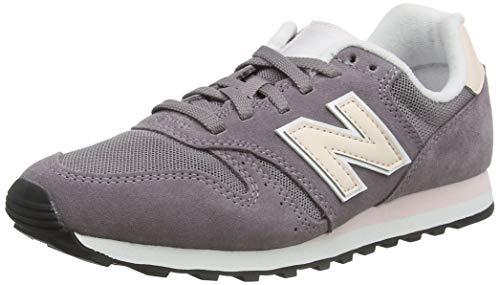 New Balance Damen 373 Sneaker, Pink (Dark Cashmere/Pink Mist Pwp), 39 EU