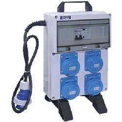 Cuadro eléctrico ASC portátil