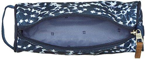 Pepe Jeans Mary Linda Neceser de Viaje, 1.86 litros, Color Azul