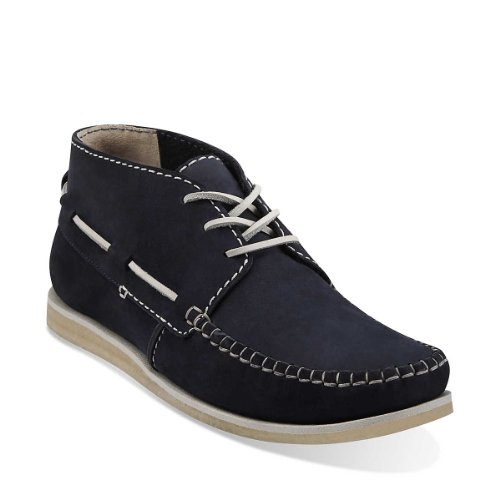 Clarks Originals Craft Sail Navy Nubuck