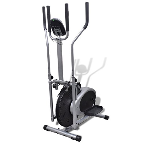 Festnight Heimtrainer Ergometer Fitness Stepper kaufen  Bild 1*