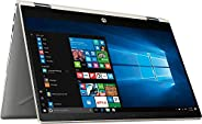 "Flagship HP Pavilion x360 14"" 2-in-1 Full HD IPS Touchscreen Business Laptop, Intel Quad-Core i5-8250U 16"