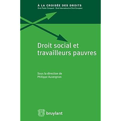 Droit social et travailleurs pauvres (À la croisée des droits)
