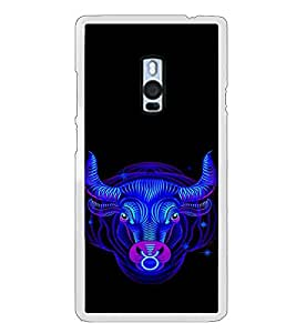 ifasho Designer Phone Back Case Cover OnePlus 2 :: OnePlus Two :: One Plus 2 ( Royal White and Black Pattern )