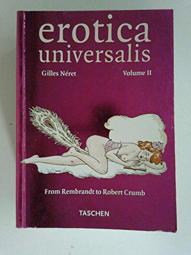 Erotica universalis, volume  2 par Gilles Néret