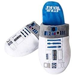 Star Wars, zapatillas, R2-D2, tamano 42-45