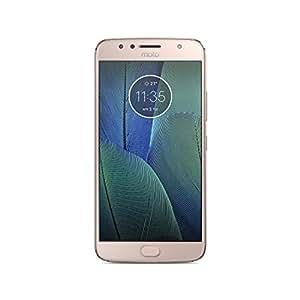 Lenovo Moto G5S Plus XT1805 PA6V0055IT Smartphone, Dual SIM, Memoria Interna da 32 GB, Oro
