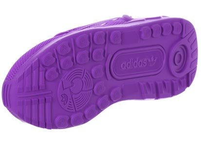 adidas Zx Flux Adv J, Scarpe da Ginnastica Unisex – Bambini Rosa (Shopur/Shopur/Shopur)