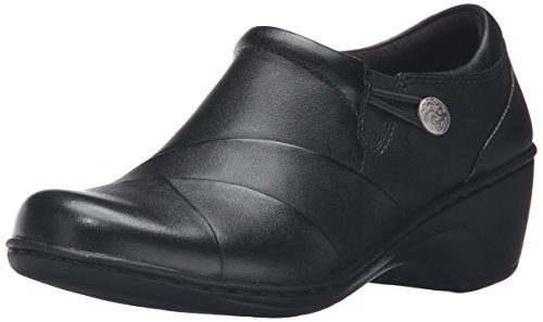 Slip Channing on Ann Preto Loafer Couro Clarks 6EqaBq