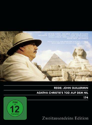 Tod auf dem Nil. Zweitausendeins Edition Film 174