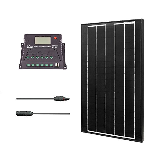 Sometimes we all need to recharge our batteries whether we are camping, wanting to go off the grid, or are just looking to power some appliances. Our Renogy 30W Monocrystalline Bundle comes with components that you will need to expand on a system you...