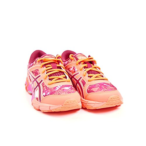 Junior Shoes GEL-NOOSA TRI 11 GS SAFETY YELLOW / GREEN GECKO / ELECTRIC BLUE 16/17 Asics HOT PINK / CERISE / CORAL