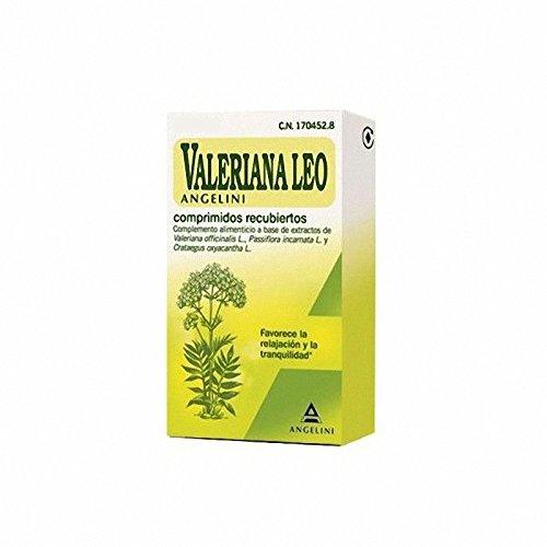80 comprimidos de Valeriana Leo Angelini