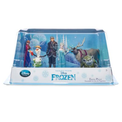 Coffret Disney de 6 figurines La Reine des Neiges - Frozen