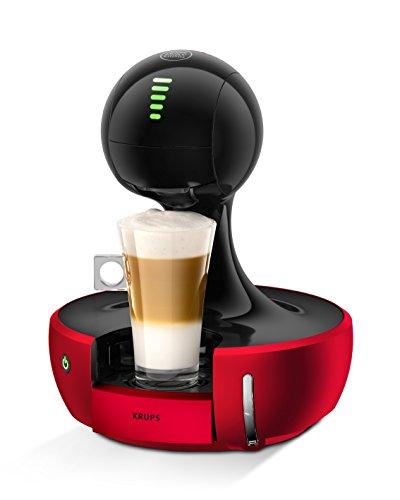 Krups kp350531Nescafe Dolce Gusto Drop kaffem aschine, Rojo
