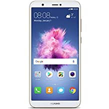 Huawei P Smart-Single Sim,3GB+32GB,5.65 inch FullView display,13MP+2MP Dual Cameras,Android 8.0,SIM-Free Smartphone - UK Official device-Gold