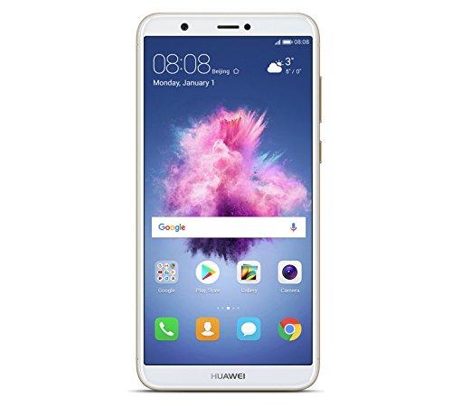 Huawei P Smart (Single SIM) 32GB Android 8.0 UK version SIM-Free Smartphone - Gold